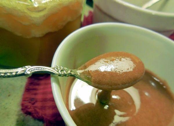 miere cu scortisoara