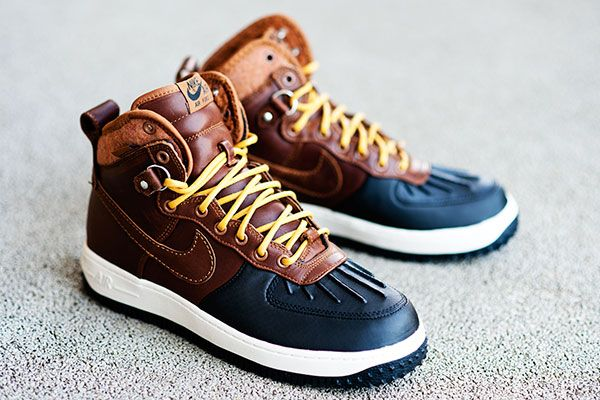 Nike Air Force One Duck Boot   mrbevicious's Blog