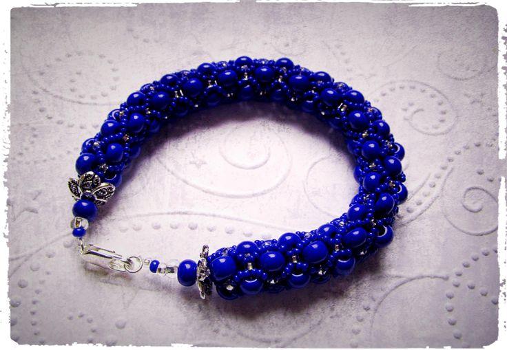 Blue Bracelet (Preciossa Ornela Czech Republic)
