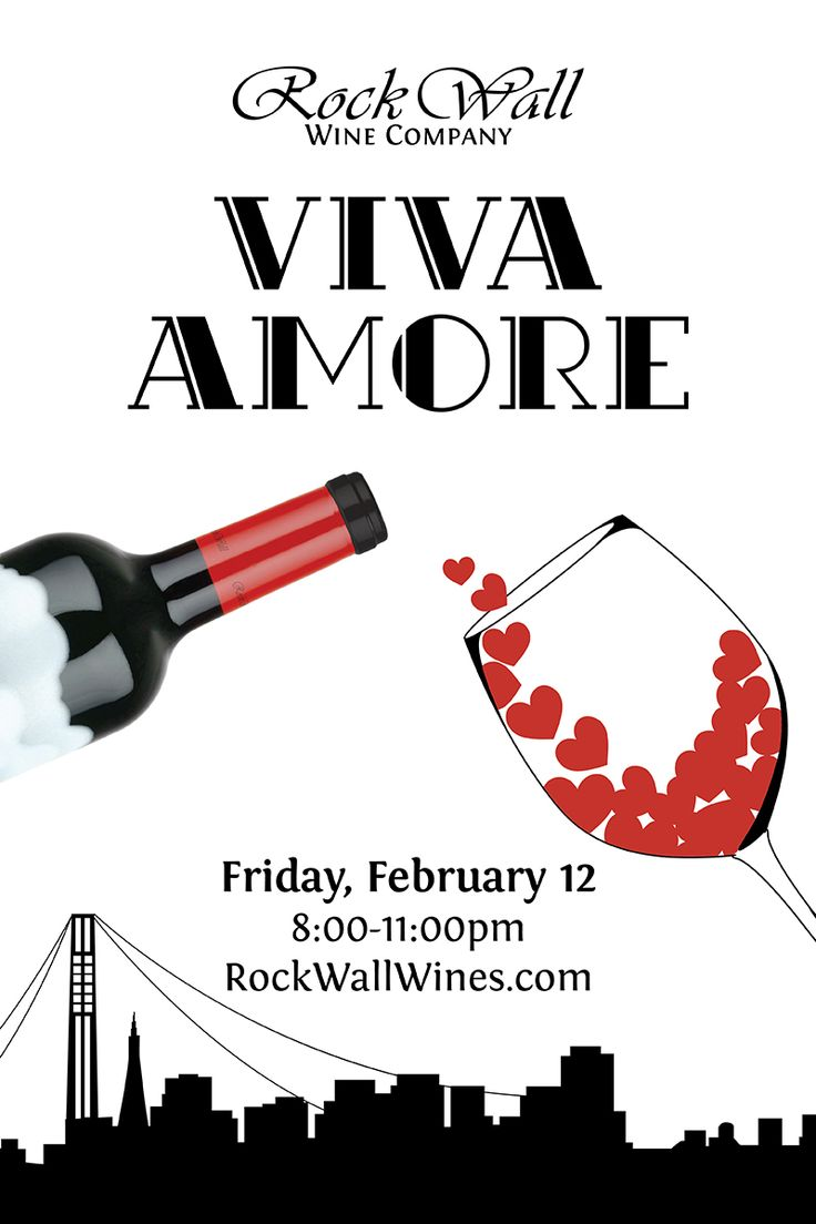 Upcoming blog post: Viva Amore at Rockwall Winery!