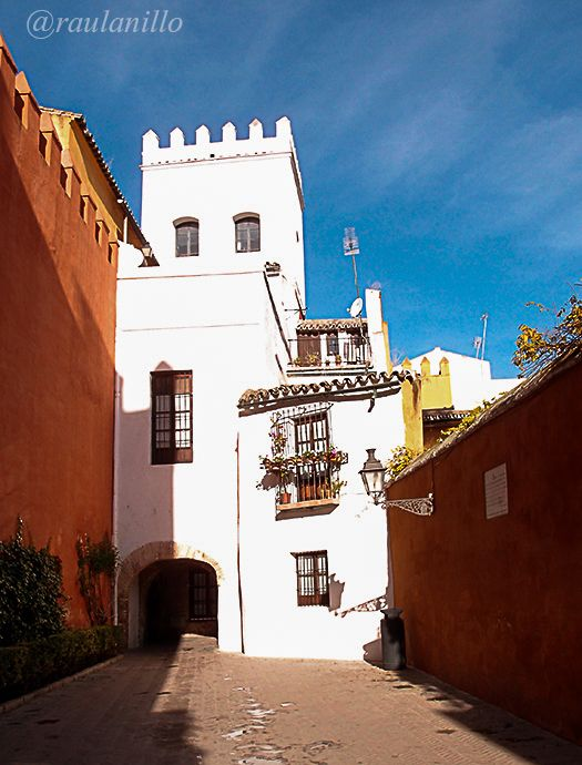 La Juderia, Sevilla