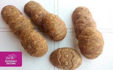 Diétás húsvéti PALEO-VEGÁN grillázs tojás (gluténemtes, tejmentes, cukormentes grillázs recept)