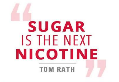 """""""Sugar is the next nicotine."""" Now THERE is motivation for your Whole 30."""