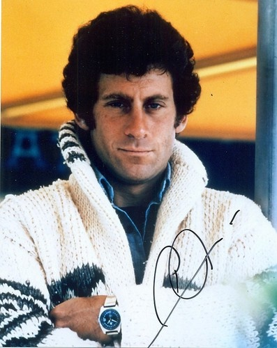 "Autographed PAUL MICHAEL GLASER Det. David Starsky ""STARSKY & HUTCH"" I was so in love with this man!!! I begged my Mama to buy me a sweater like his she did :) love u Mama !!!"