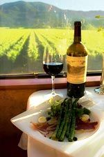 Would love to do the Vintners Lunch on the Napa Valley Wine Train.