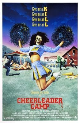 Cheerleader Camp Movie Poster Puzzle Fun-Size 120 pcs