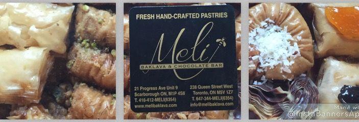 Best Baklava in Toronto!