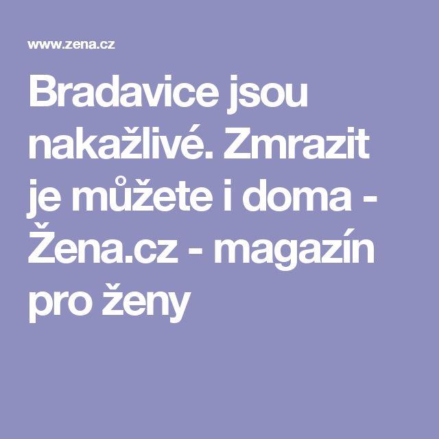 Bradavice jsou nakažlivé. Zmrazit je můžete i doma - Žena.cz - magazín pro ženy