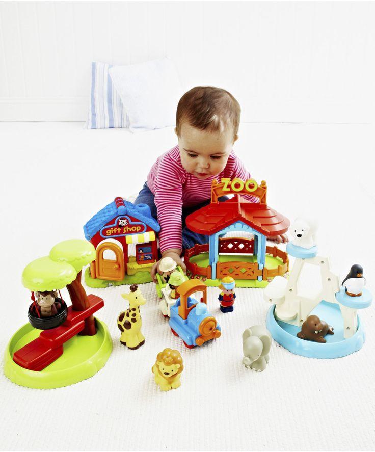 HappyLand Zoo : HappyLand Zoo : Early Learning Centre UK Toy Shop