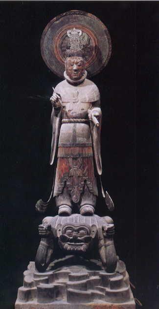 Asuka period, Nara   Horyuji Temple