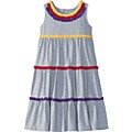 She picked this twirl jumper out of the catalog; the dresses I ordered might have to go back.The Dress