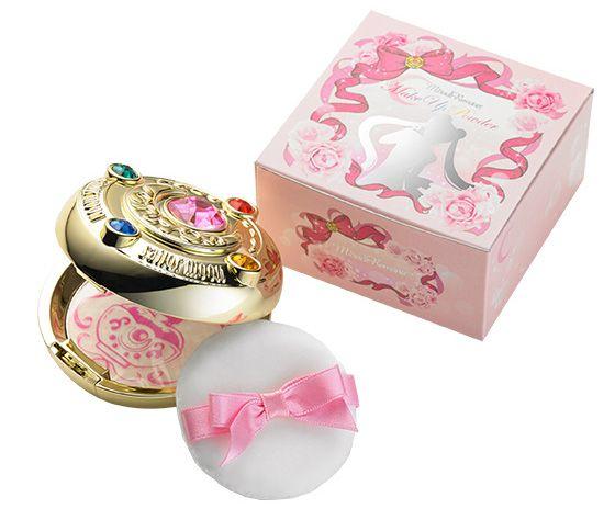 Sailor Moon Prism Compact Makeup Powder