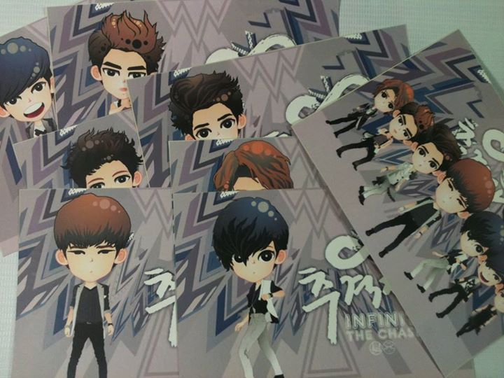 Post Card INFINITE - The Chaser