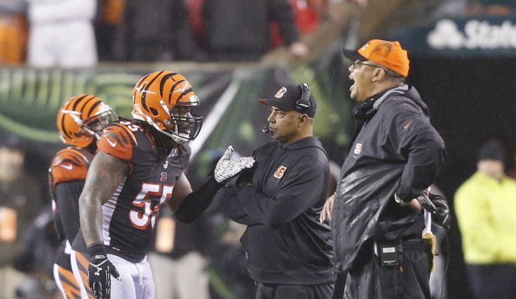 Cincinnati Bengals: Hue Jackson Leaves, Marvin Lewis Stays, Vontaze Burfict Suspended