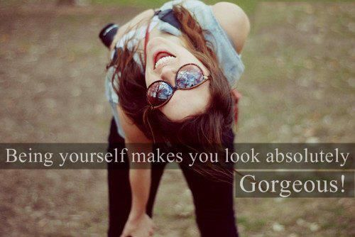 Quotes About Being Yourself: Quotes About Being Yourself