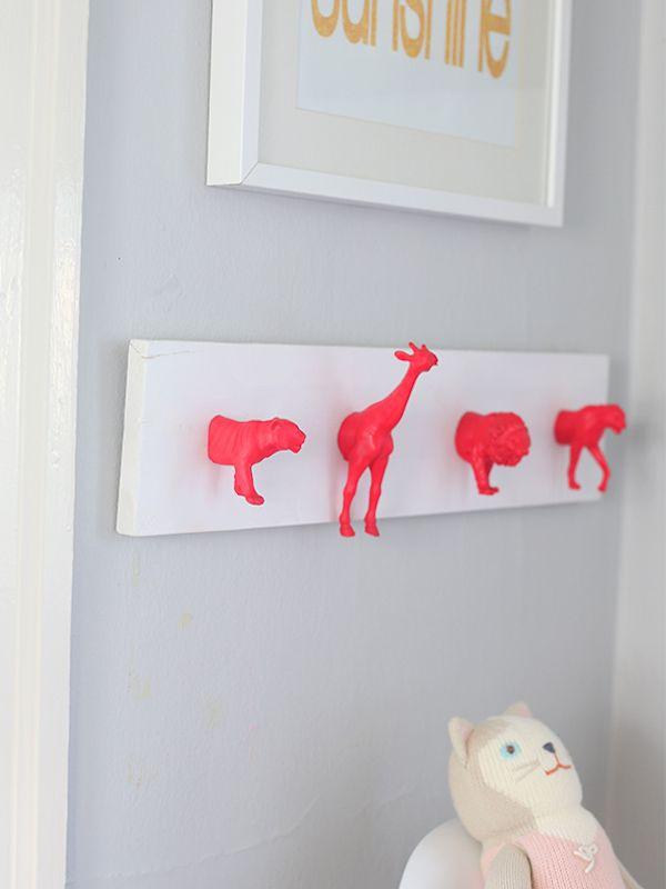 M s de 25 ideas incre bles sobre percheros de pared en - Percheros pared infantiles ...