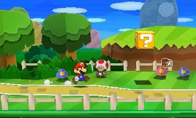 Paper Mario Star Stickers In Test