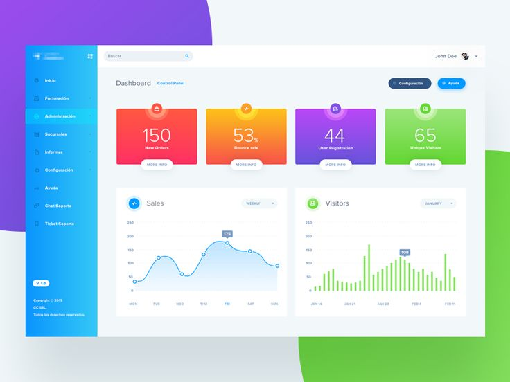 Best 20+ Dashboard design ideas on Pinterest | Dashboard ui ...
