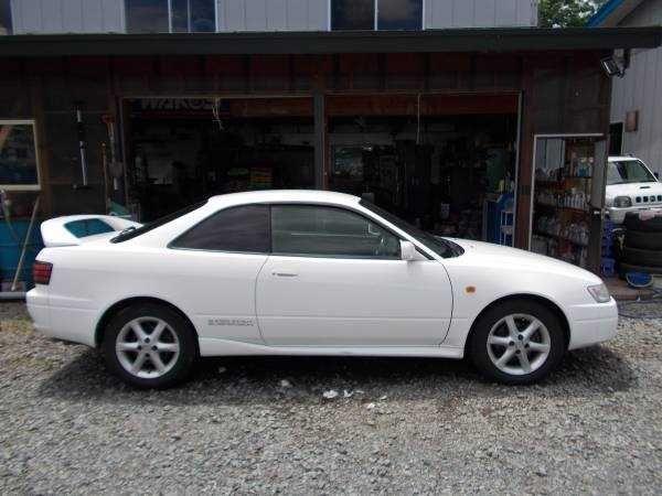 2000 Toyota Corolla Levin AE111