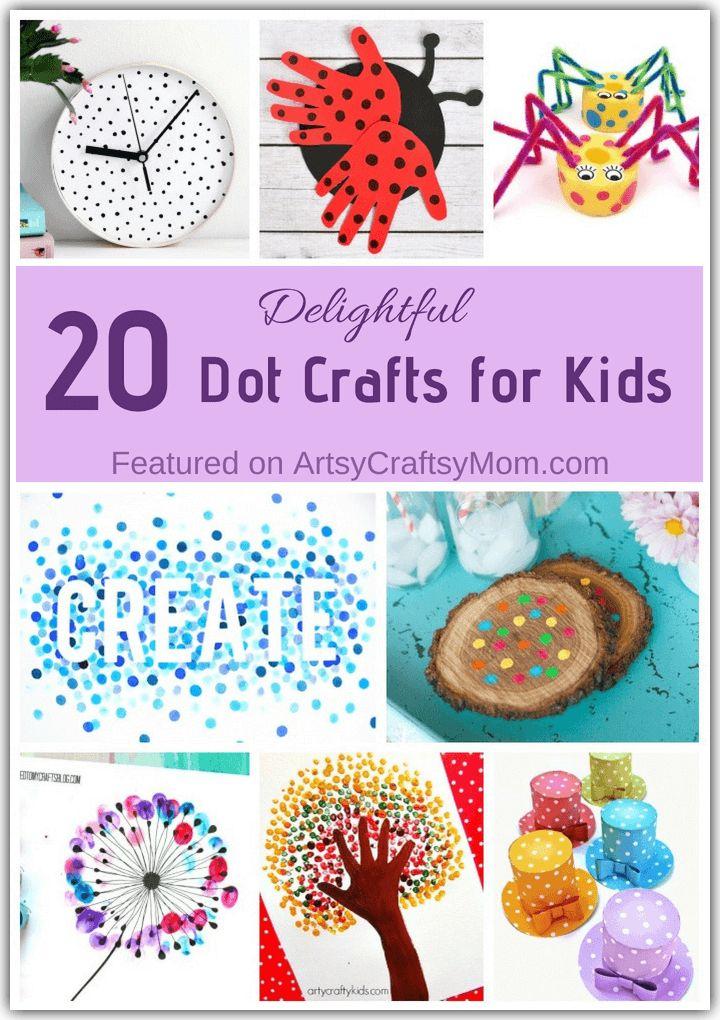 20 international dot day art projects for kids kids art