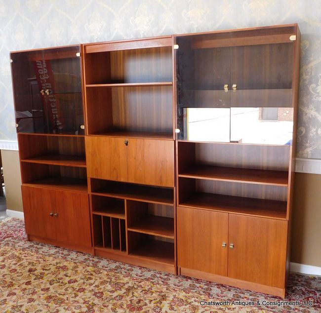 242 best mid century images on pinterest | wall units, danish