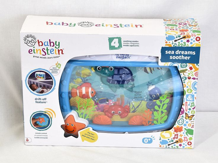 Crib Toys 100226: Baby Einstein Sea Dreams Soother Melodies Sounds Lights Crib Toy New -> BUY IT NOW ONLY: $54.95 on eBay!