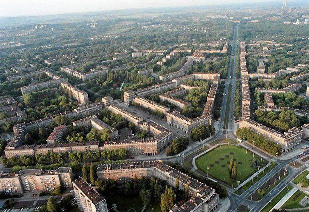 Specyfika miasta socjalistycznego w Polsce