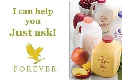 Forever products provide amazing things for your body, from head to toe!
