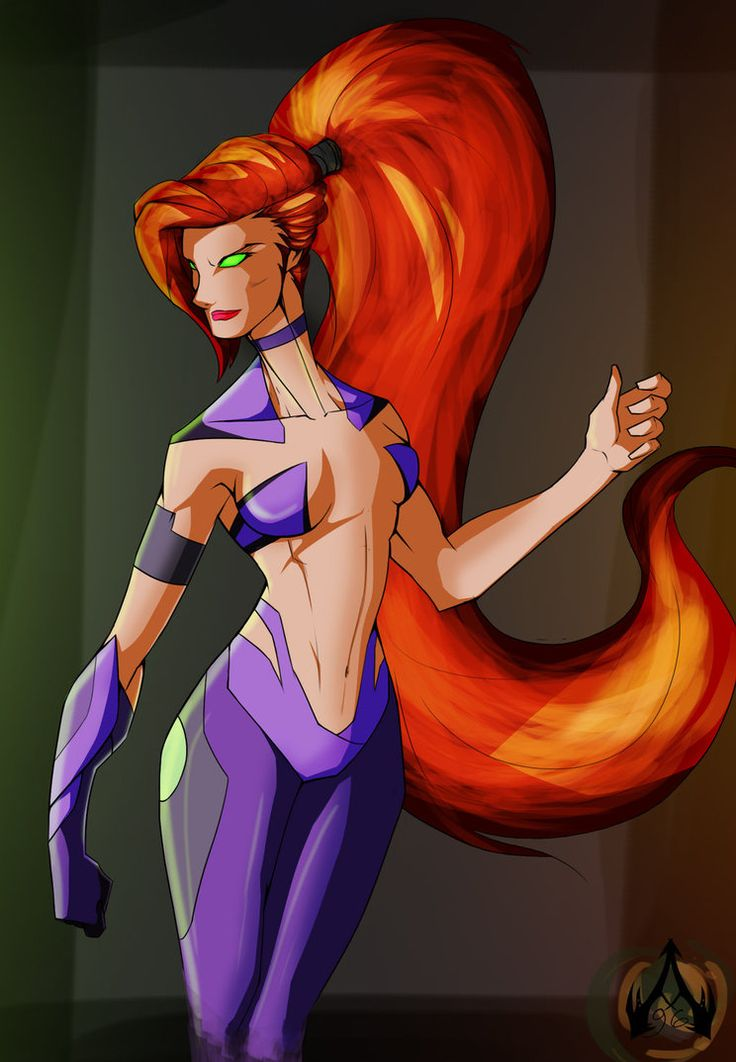 17 Best images about Starfire on Pinterest   Starfire ...