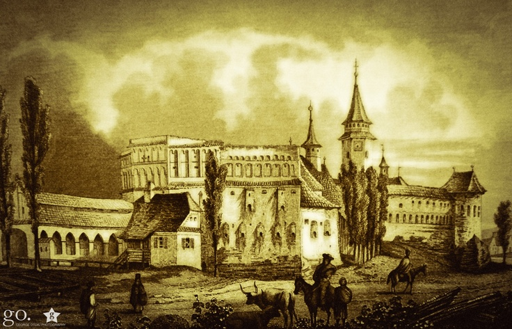biserica din Prejmer - Ludwig Rohbock