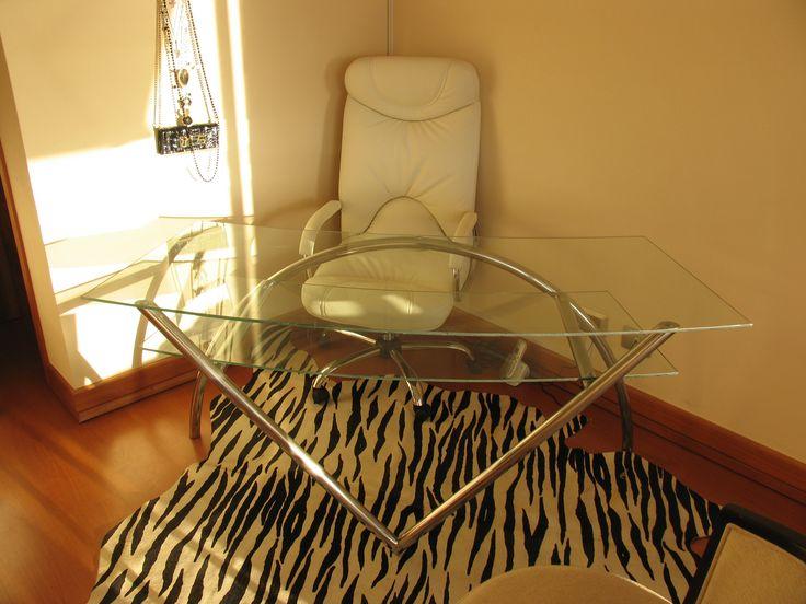Mesa en acero inoxidable 3