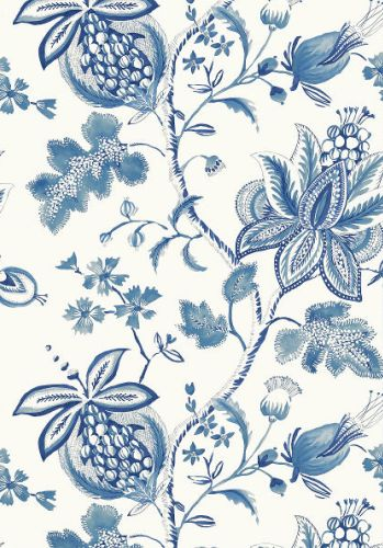 Donegal blue and white #Thibaut #Monterey. looks well complementary digbys