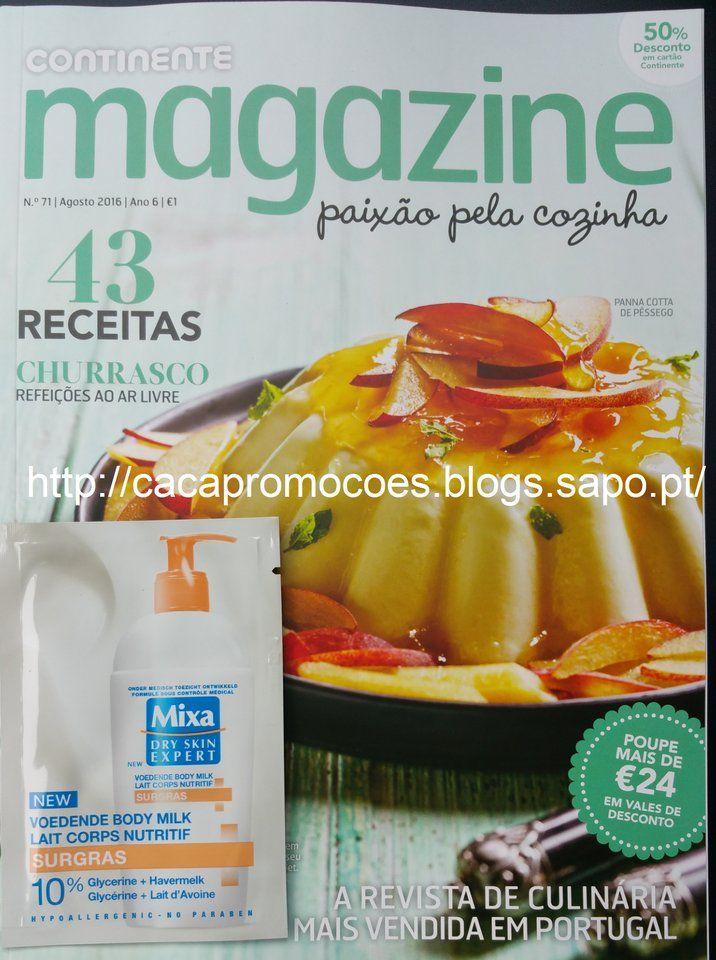 Promoções Continente - E os cupões desconto da revista Magazine de agosto  são... - http://parapoupar.com/promocoes-continente-e-os-cupoes-desconto-da-revista-magazine-de-agosto-sao/