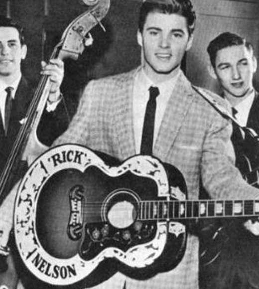 Ricky Nelson, TV star and singing phenom!