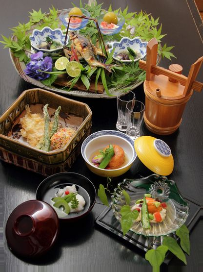 Japanese food is my current fav. It has everything - variety, beauty, and it's healthy.