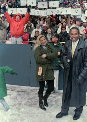 Oj Simpson Wearing Gloves 17 Best images about N...