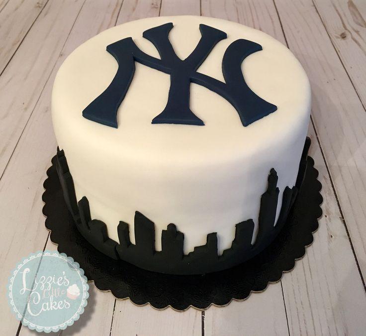 Ny Yankees Cake!