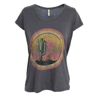 Remera Cactus con sol, Moda, Remera, Remeras, Remera estampada, Remeras estampadas,University Club, Falabella Argentina