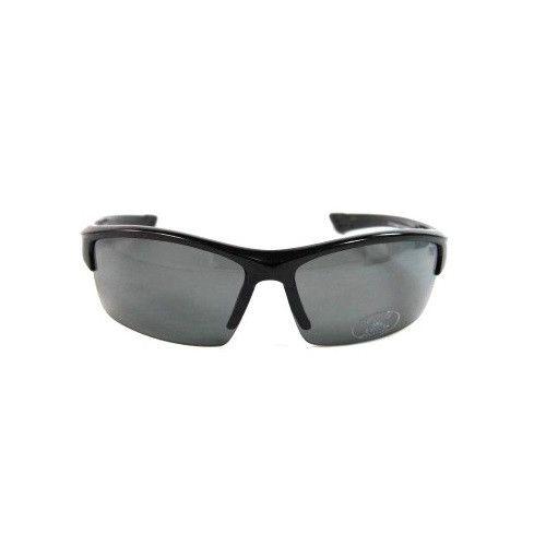 Cutter & Buck Los Verdes Polarized Golf Sunglasses-Black