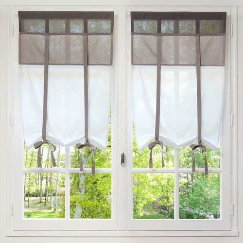 17 Best images about tende on Pinterest  Window treatments, Linen