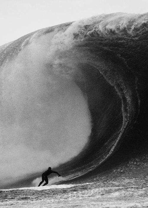 Monster wave!  #CTTO