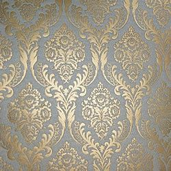 Baroque Punk • Pattern • Gold •