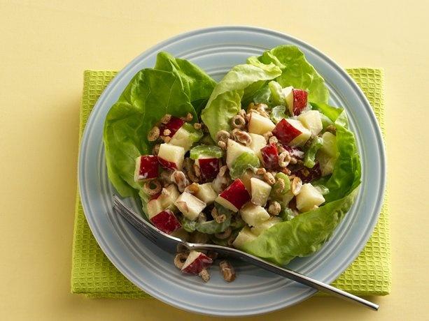 Crunchy Fruit Salads