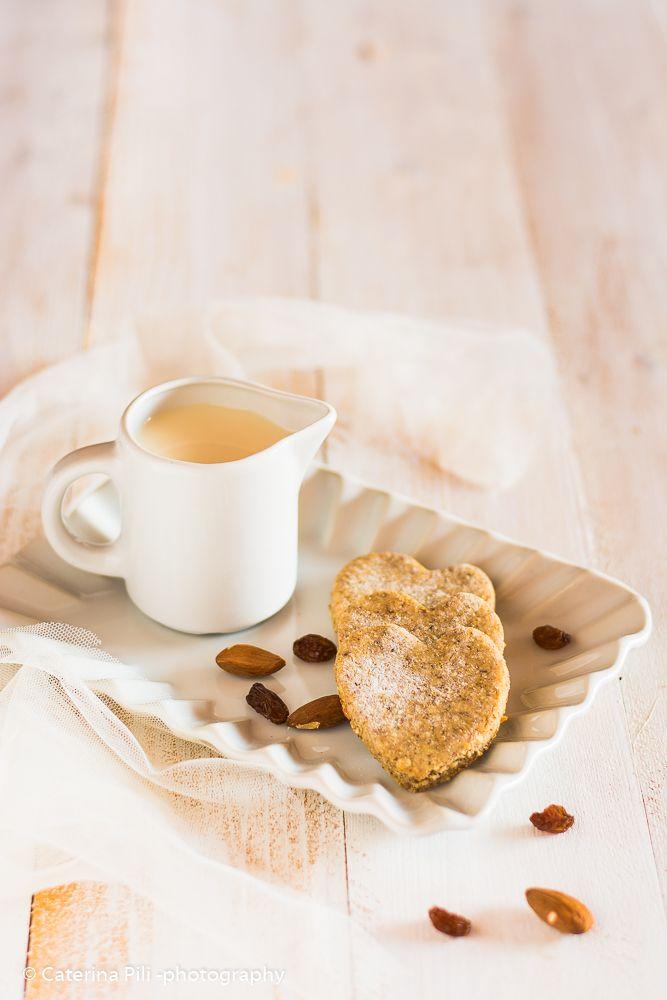 Biscotti vegani senza glutine e senza zuccheri aggiunti
