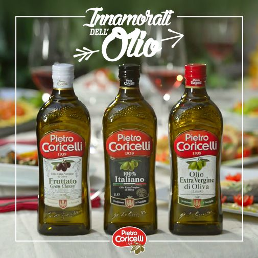 Every Sunday our grandfather Pietro, with his big mustache, used to sit at the head of the table. Grandma was sitting at his left, then came their sons and grandsons. An unbrokent #tradition that we love to continue with the new generations. In the middle of the table, then and today, our #OliveOil. We are in love with Extra Virgin Olive oil, from 1939. #pietrocoricelli #coricelli #olioevo #extravirginoliveoil #oliveoil #tradition #family #love #innamoratidellolio
