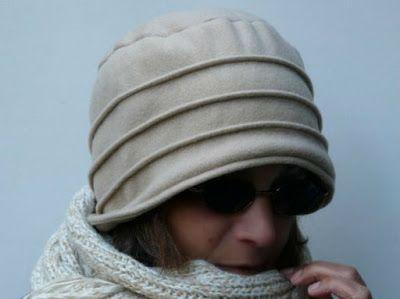 gkkreativ: Fleecehut selber nähen