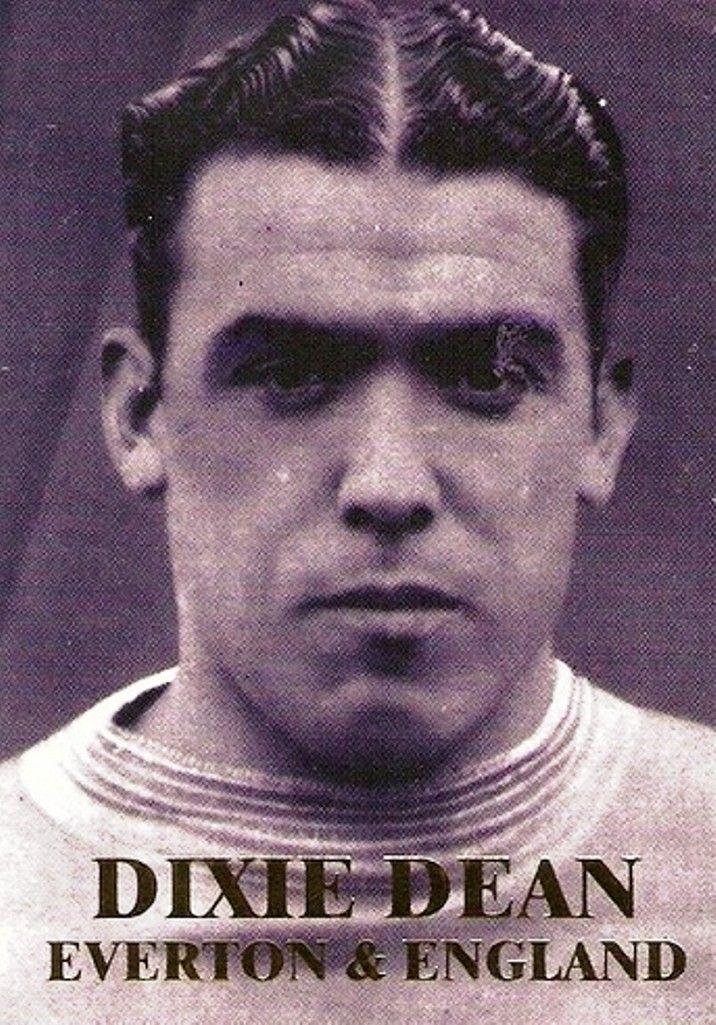 Dean, Everton great centrte forward