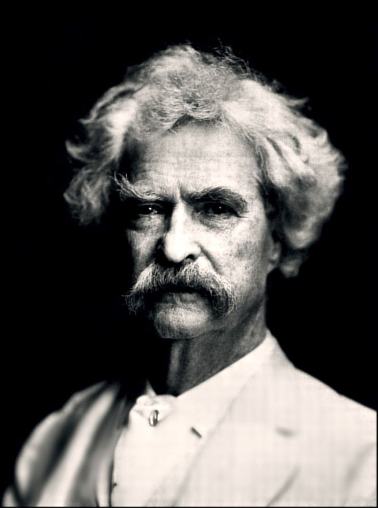 mark twain to the person sitting in darkness essay