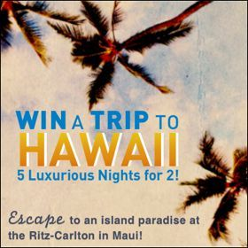 Win a luxurious Hawaiian vacation for 2 from Magellan! Escape to Paradise and enter now! #Giveaway #SmartGPS #Hawaii