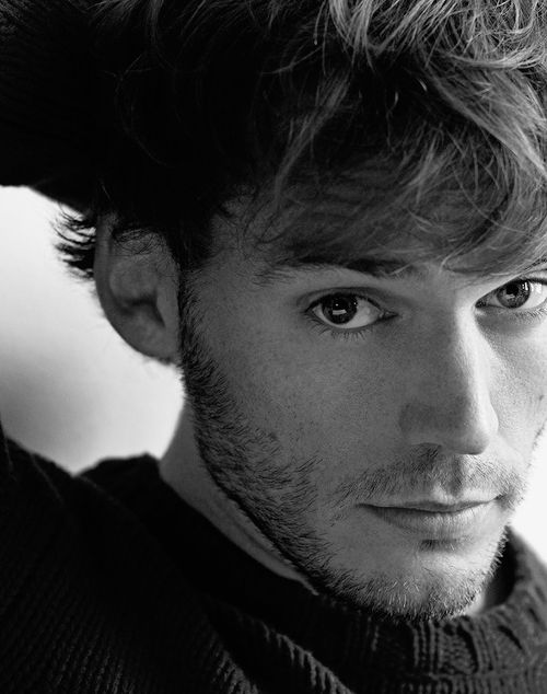 """ Sam Claflin photographed by Maurizio Bavutti for 'Untitled Project Magazine' 2016. """